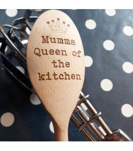 Wooden  Personalised Spoon